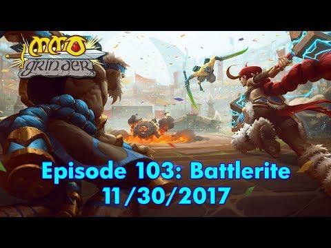 MMO Grinder: Battlerite review