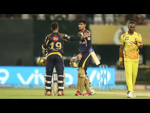 33rb Match On Vivo IPL 2018 CSK Vs KKR Full Highlights And Results Scores,
