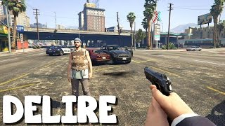 (Video-Delire) GTA 5 Online avec Azzdingue - Episode 11