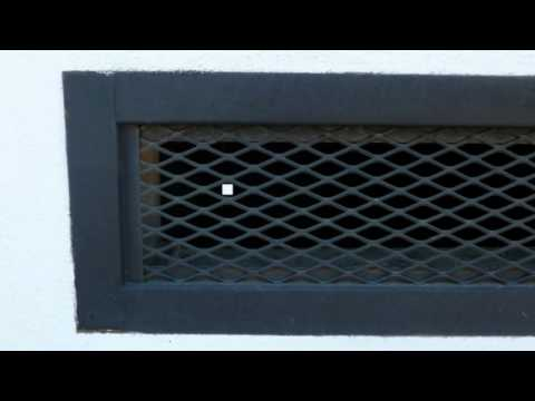 Large Gaps In Foundation Vent Screens Pest Control And