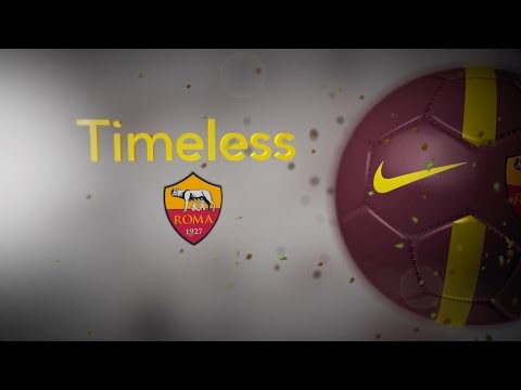 TOTTI SUPER SLO MO HIGHLIGHTS  IN AS ROMA v TORINO THRILLER | TIMELESS ROMA