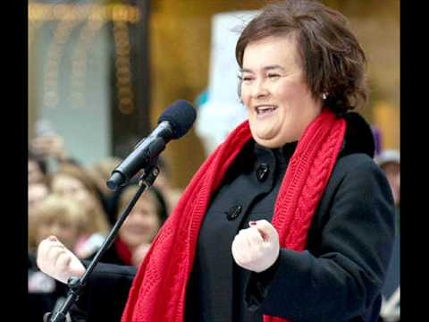 Susan Boyle & Jachie Evancho Mother's Prayer video
