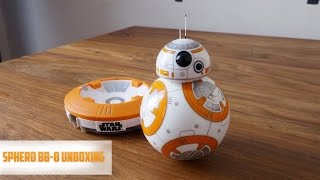 Star Wars - Sphero BB-8 Unboxing