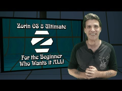 REVIEW ::: Zorin OS 8 ULTIMATE