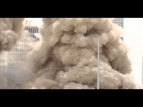 State of LA, City of New Orleans successfully implode Pallas Hotel