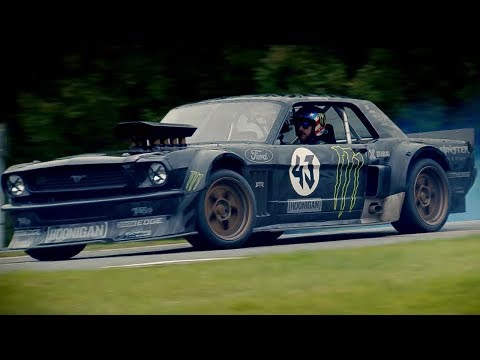 Ken Block's Audition - Top Gear - BBC