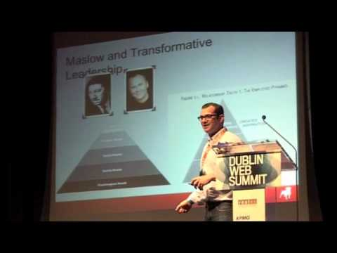 Marcus Segal @ The Dublin Web Summit PART 2
