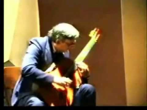 Edvar Grieg - Anitra´s dance Op. 46 - César Amaro guitarra