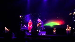 Brian May & Kerry Ellis -  I Who Have Nothing  @ One Voice Tour  @ MIlano