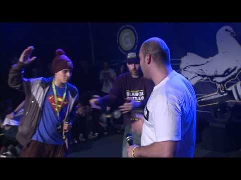 Beatbox Battle World Champs 2012 - Best 16 - BMG VS Vahtang