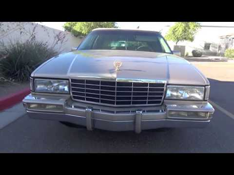 1993 Cadillac AC Stuck In Econ Will Not Go To Auto