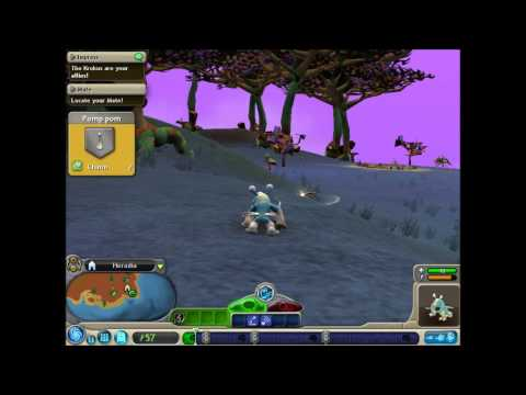 Spore: Carnivore playthrough part 2: An unusual start