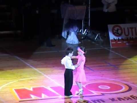 Misho and Viki - First performance in Pazardjik 21.04.2012