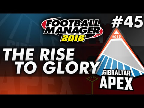 The Rise To Glory - Episode 45: A Bad Situation | Football Manager 2016