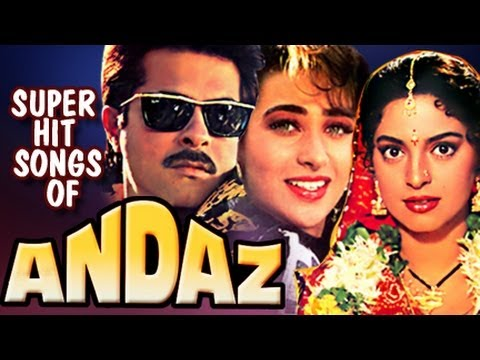 Andaz: All Songs Collection video