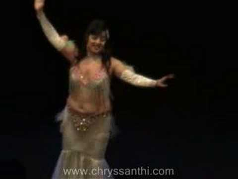 Raqs Sharqi (arab. Belly Dance) By Chryssanthi Sahar video