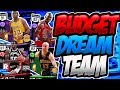 NBA 2K17 MYTEAM BUDGET 1992 DREAM TEAM GAMEPLAY! ARE THEY A DREAM OR NIGHTMARE AGAINST A GOD SQUAD?