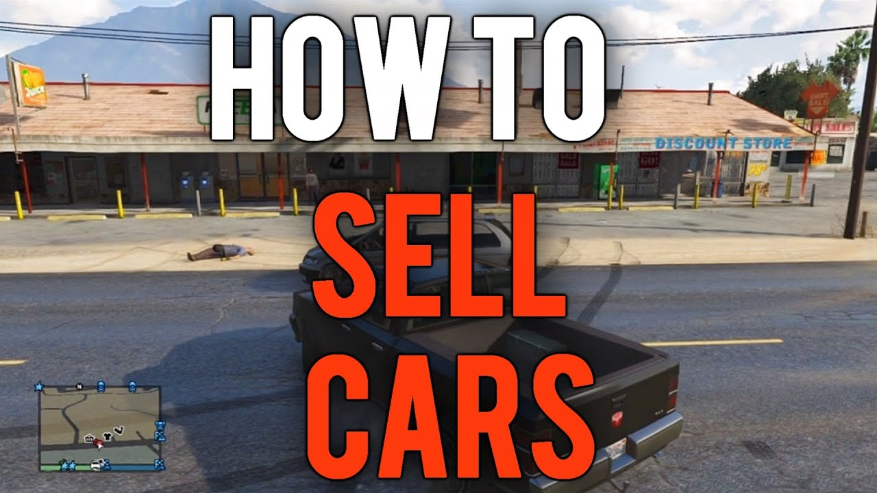 new gta 5 online tutorial how to sell cars for quick and easy money audio fixed youtube. Black Bedroom Furniture Sets. Home Design Ideas