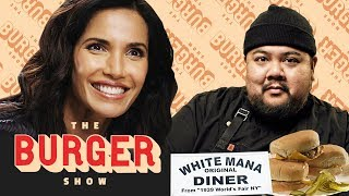 The Cult of the Jersey Diner Burger, with Padma Lakshmi | The Burger Show