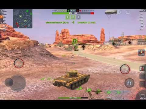 World of Tanks: Blitz. Новости по обновлению 3.1. Качаю Т-54