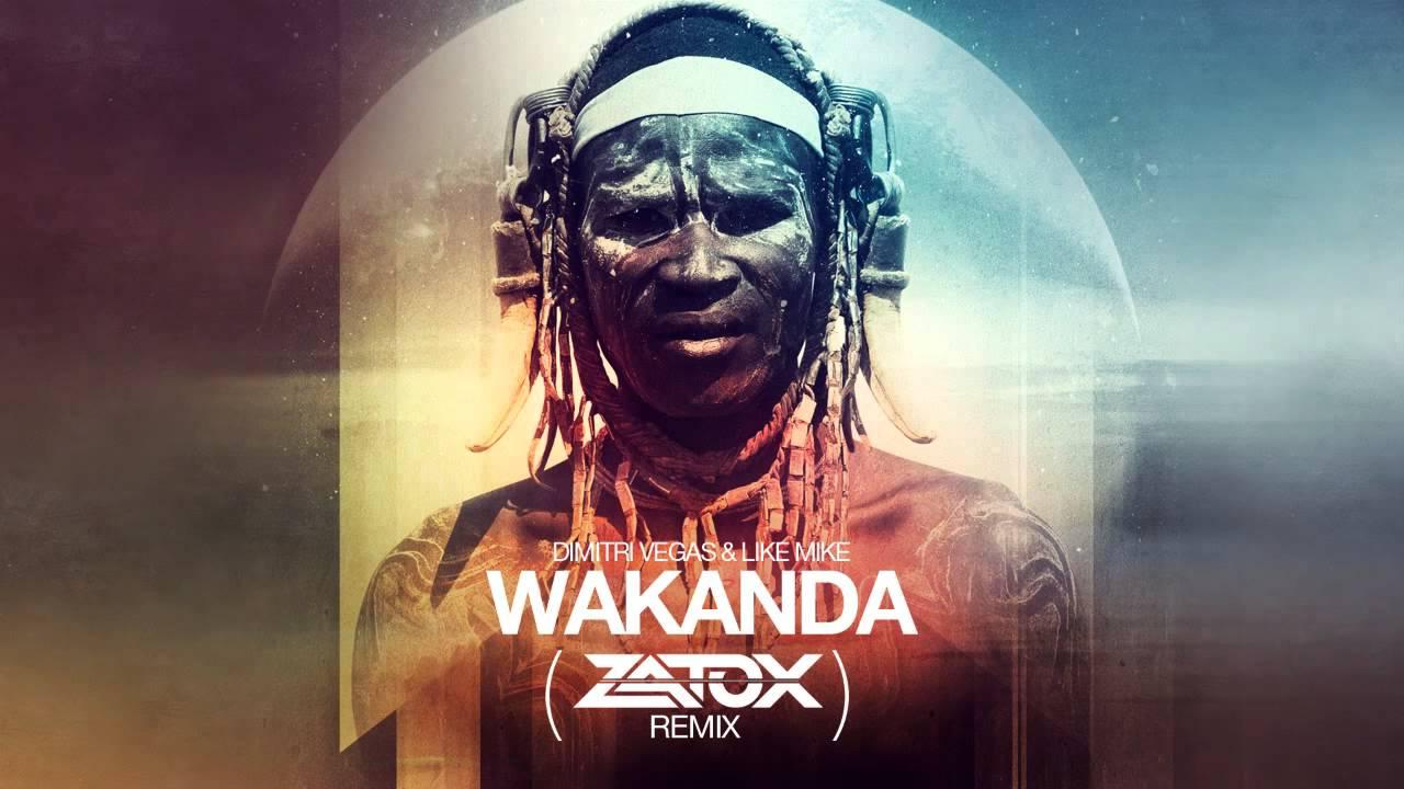 Dimitry Vegas & Like Mike - Wakanda (WARRIORS Remix