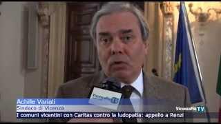 video Achille Variati insieme ai sindaci del Vicentino e col supporto