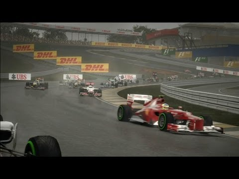 Codemasters F1 2012: Interlagos / Spa-Francorchamps [Jogo Completo]
