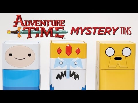 Funko ADVENTURE TIME Mystery Tins! Ep 4