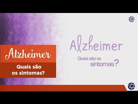 Vídeo - Alzheimer - Sintomas