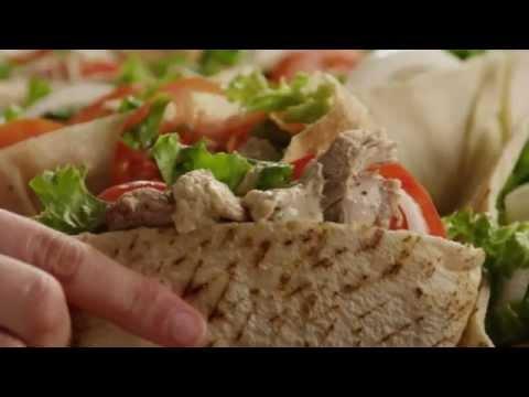 how to make shawarma sandwich