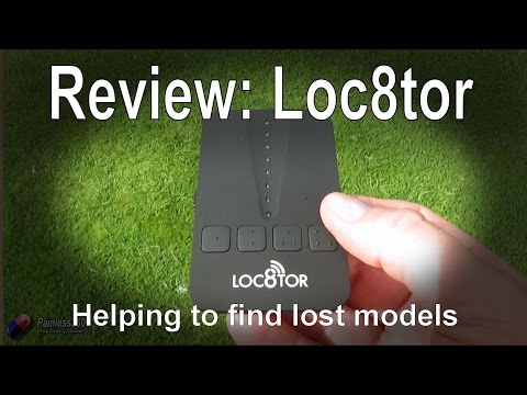 RC Reviews: Loc8tor - helping find a lost model