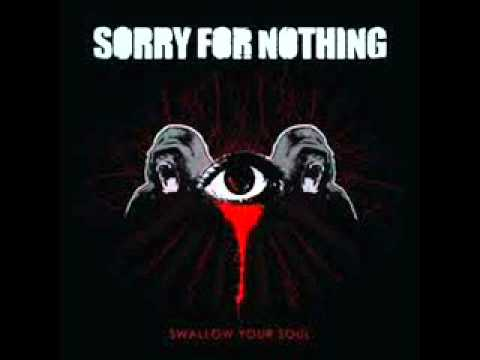 Swallow your soul-Sorry for nothing