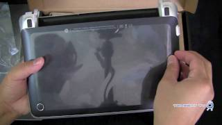 HP Mini 210 Netbook Unboxing