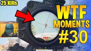 25 Kills🔥Daily🔥PUBG PRO PLAYER WTF And FUNNY MOMENTS #30