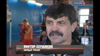 Дмитрий Пирог перед боем