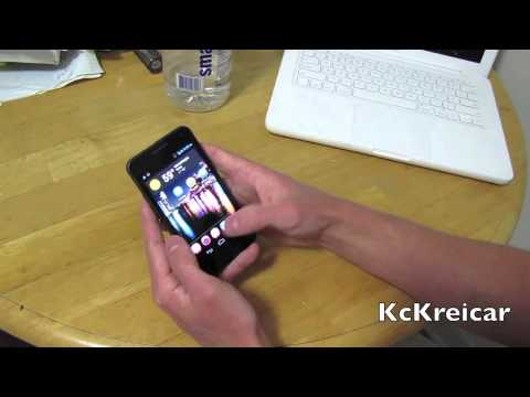 BLU Vivo 4.3 Android ICS GSM Unlocked Cell phone Review