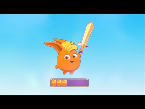 Sunny Bunnies | 👾 Video Game 🎮 | SUNNY BUNNIES COMPILATION | Cartoons for Children