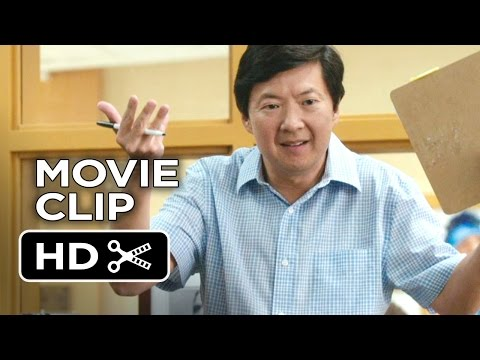 The DUFF Movie CLIP - Final Assignment (2015) - Ken Jeong, Mae Whitman Comedy HD