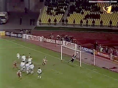 Спартак - Реал Мадрид: 2-1. Легендарные матчи (1998)