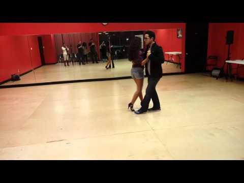 Kizomba Klass w/Erick  Ortiz & Tanya Yvonne (Review 27)