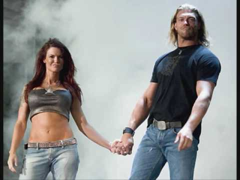 Edge And Lita-f**k Your Rules On This Day video