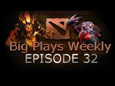 Dota 2 - Big Plays Weekly - Ep. 32