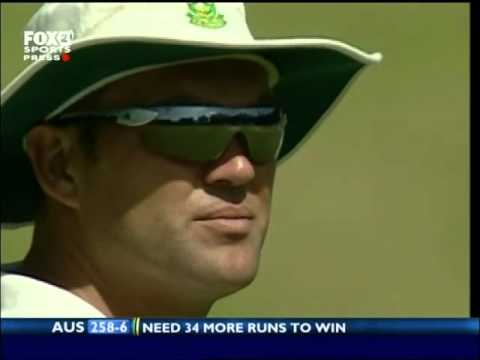 South Africa choke, Brett Lee & Kasper WIN this time!....2006 AUSTRALIA WIN A MAGNIFICENT TEST MATCH
