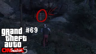 GTA 5 Online S5 Ep1 | The Spooky Mineshaft