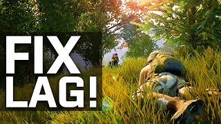 FIX all STUTTERING and LAG in PUBG! - Battlegrounds Lag Fix/Boost FPS