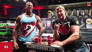 Devon Larratt and Mike Ayello: What you need to know about arm wrestling in 1 minute