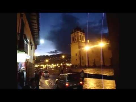 Fim de tarde em Cusco - Perú