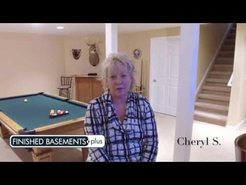 Commerce, MI Finished Basement | Cheryl S. Testimonial