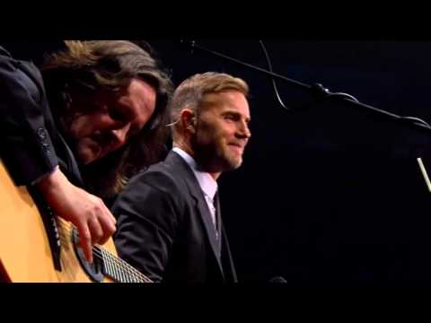 Gary Barlow Unplugged Medley ( Shame & Co ) Live Acoustic