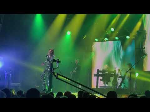 Rúzsa Magdi 2019 Lélekfolyó live at Budapest Park 2019